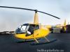 Flygfoto helikopter Bromma
