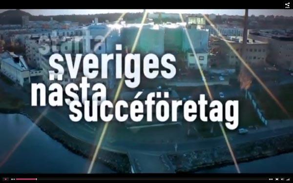 flygfoto från drönare i Hammarby