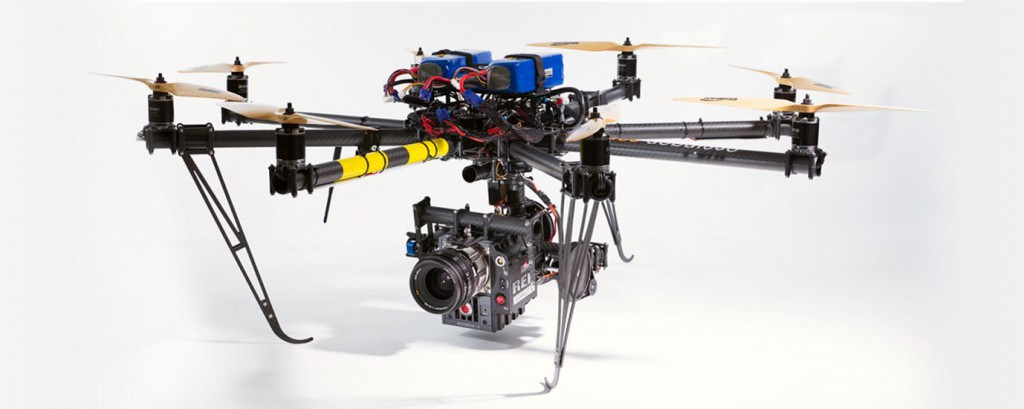 drönare-med-RED-kamera