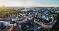 flygfoto av Östermalm