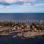 Storhamn på Öja, drone operator Stockholm Sweden