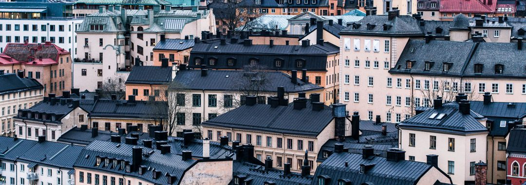 Kvartetet Lappskon större 8 på Södermalm