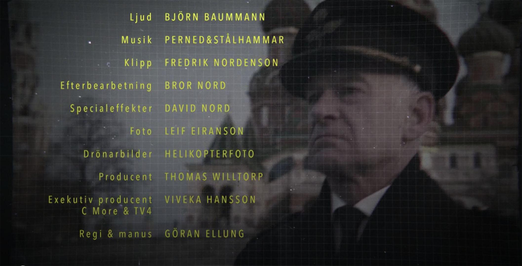 Drönare film dokumentär