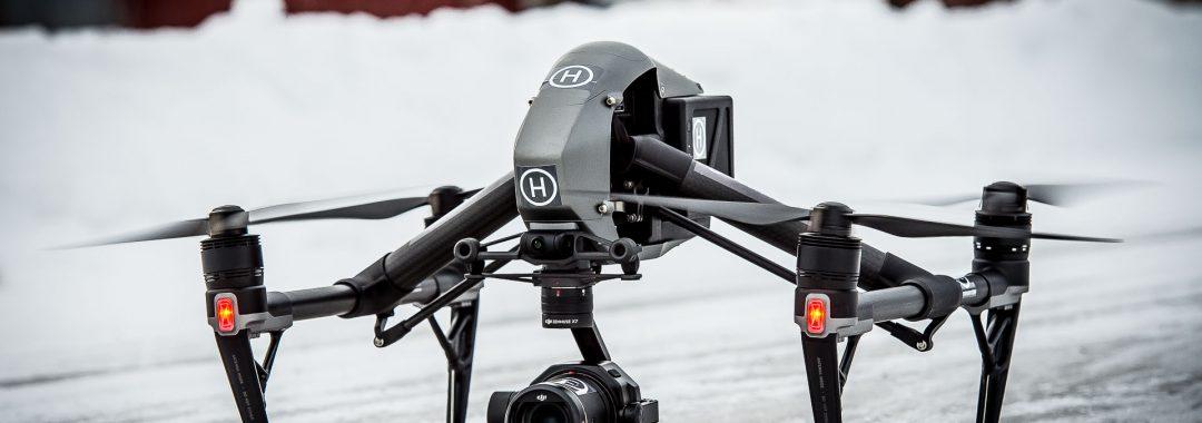 Drönarfotograf Alexa