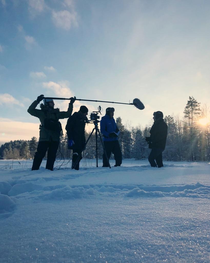 Filminspelning Umeå