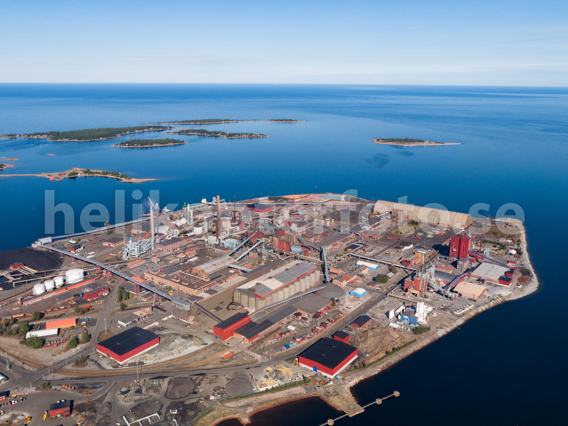 Rönnskär, Skelleftehamn